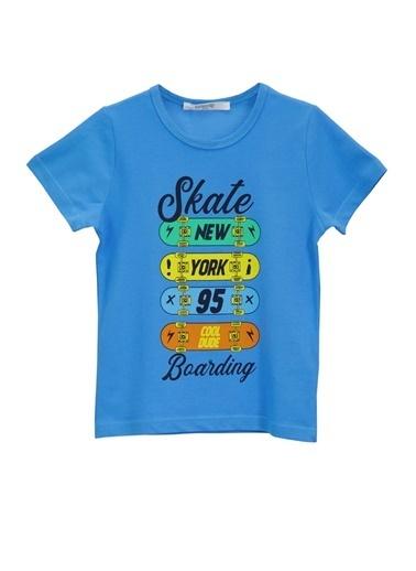 Roly Poly Rolypoly Mavi Erkek Çocuk T-Shirt Mavi